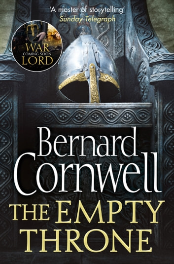 The Empty Throne (The Last Kingdom Series, Book 8) by Bernard Cornwell Ebook/Pdf Download