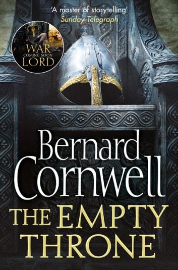 The Empty Throne (The Last Kingdom Series, Book 8) by Bernard Cornwell Ebook/Pdf Download