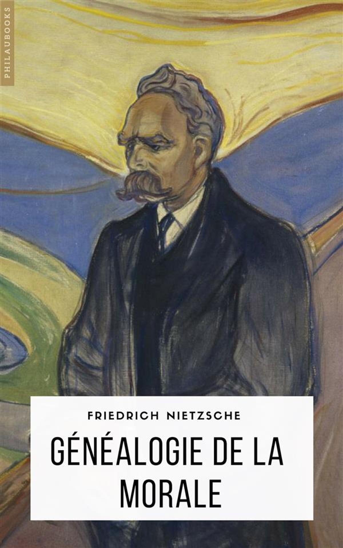 Nietzsche Généalogie De La Morale : nietzsche, généalogie, morale, Généalogie, Morale, EBook, Friedrich, Nietzsche, 9791037200501, Rakuten, United, States