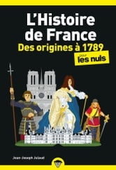 L Histoire De France Pour Les Nuls : histoire, france, L'Histoire, France, Nuls,, Origines, 1789,, Poche,, EBook, Jean-Joseph, JULAUD, 9782412065136, Rakuten, United, States