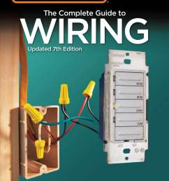 black decker the complete guide to wiring updated 7th edition ebook by editors of [ 1200 x 1580 Pixel ]
