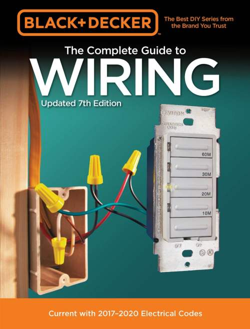 small resolution of black decker the complete guide to wiring updated 7th edition ebook by editors of