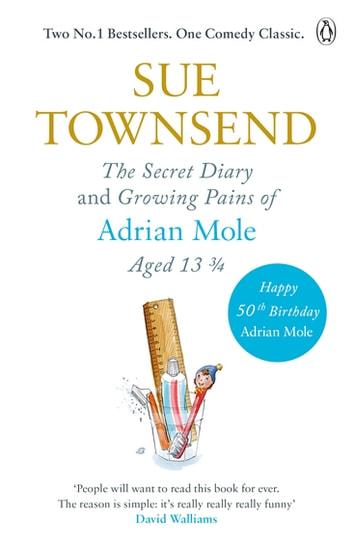 The Secret Diary Of Adrian Mole : secret, diary, adrian, Secret, Diary, Growing, Pains, Adrian, EBook, Townsend, 9781405932646, Rakuten, Greece