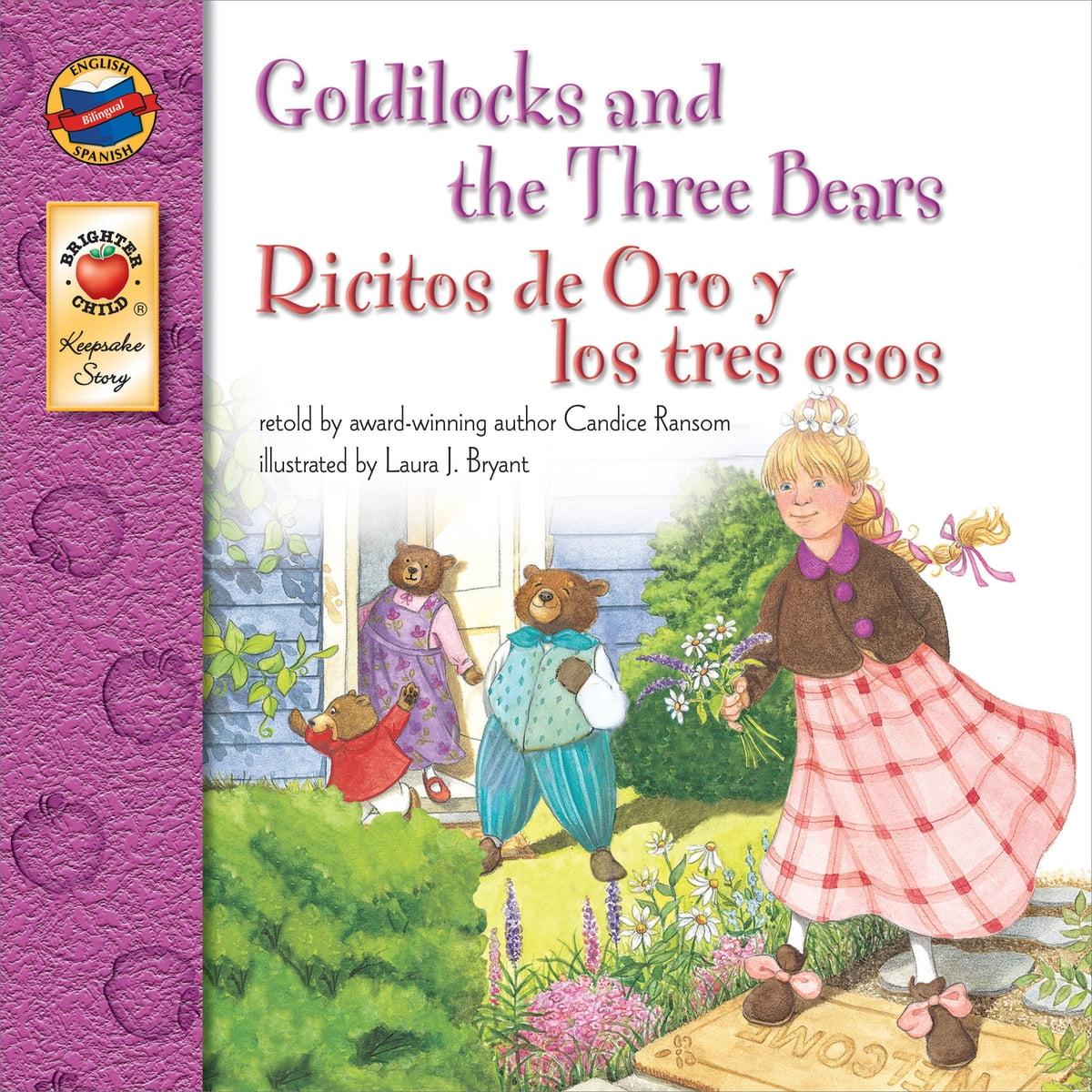 Goldilocks And The Three Bears Ebook By Candice Ransom