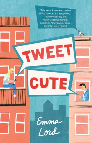 Tweet Cute by Emma Lord Ebook/Pdf Download