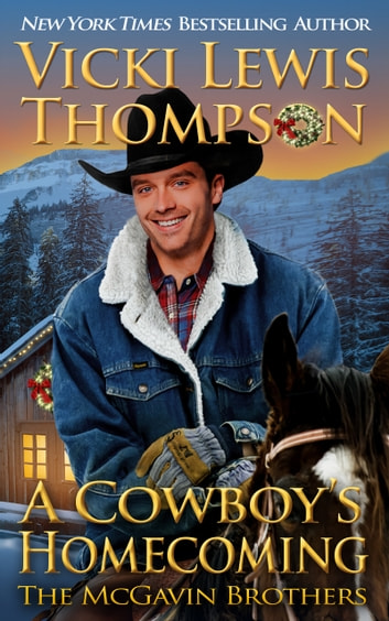 A Cowboy's Homecoming by Vicki Lewis Thompson Ebook/Pdf Download
