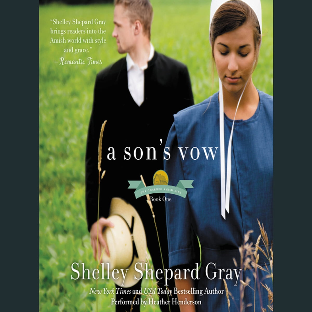 A Son's Vow Audiobook By Shelley Shepard Gray 9780062444721