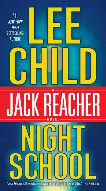 Night School by Lee Child Ebook/Pdf Download