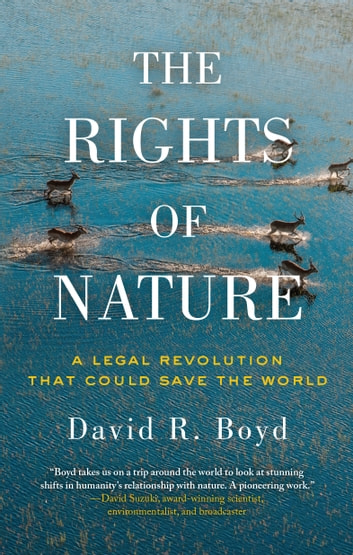 The Rights of Nature by David R. Boyd Ebook/Pdf Download
