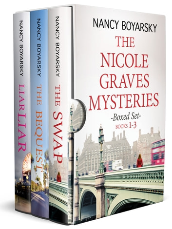 The Nicole Graves Mysteries Boxed Set by Nancy Boyarsky Ebook/Pdf Download