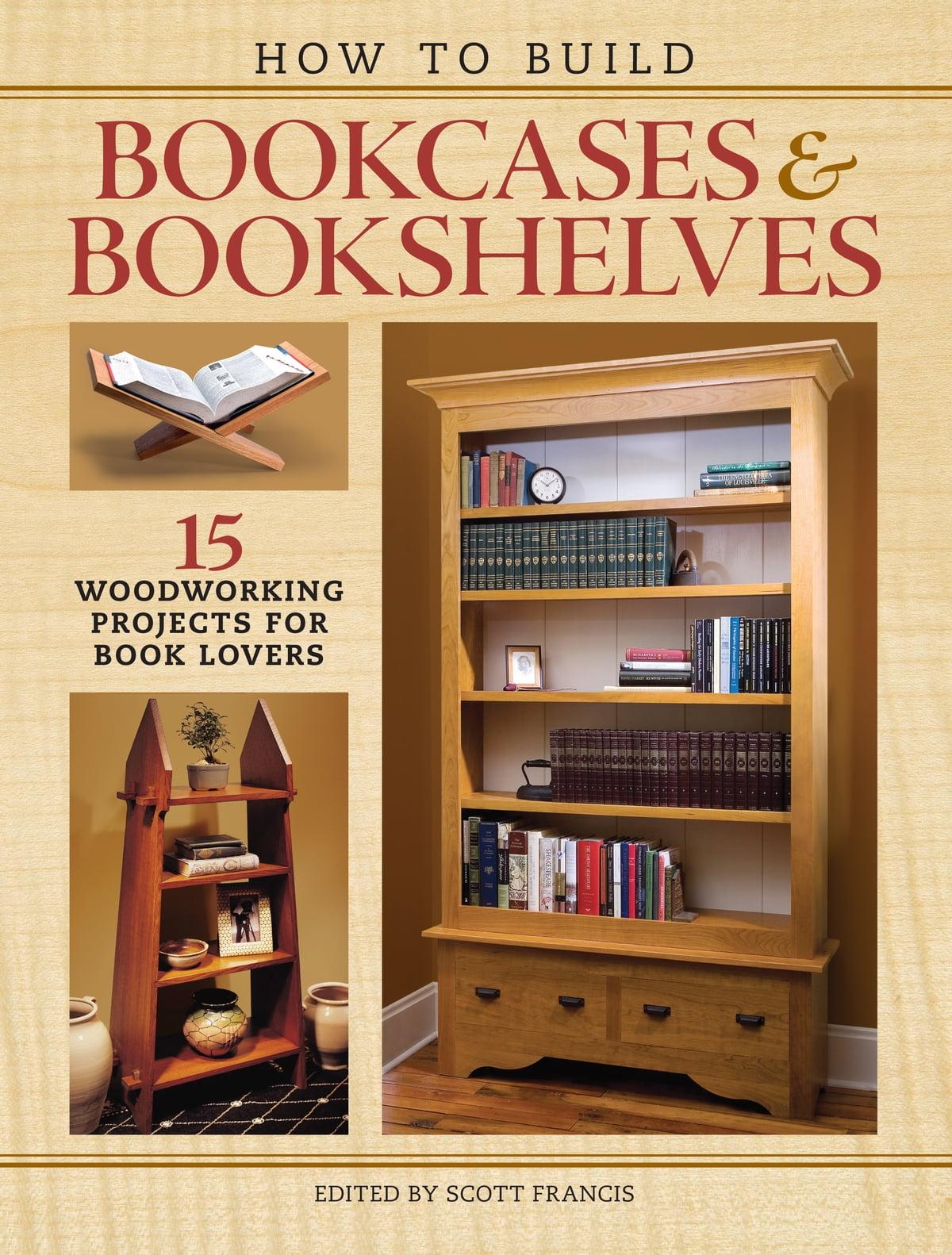 How To Build Bookcases Bookshelves Ebook By Rakuten Kobo