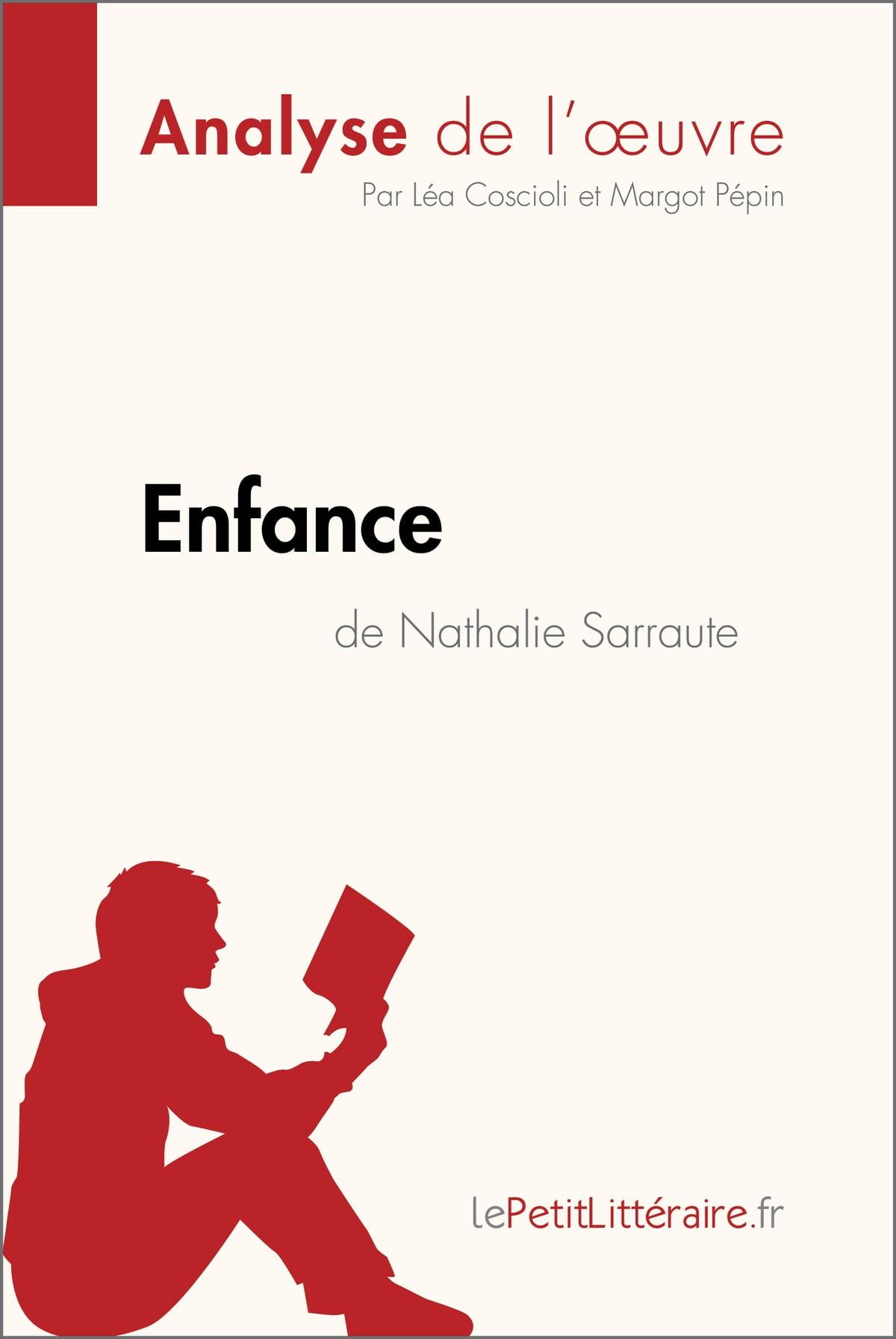 Enfance (nathalie Sarraute) : enfance, (nathalie, sarraute), Enfance, Nathalie, Sarraute, (Analyse, L'oeuvre), EBook, Coscioli, 9782806219343, Rakuten, United, States