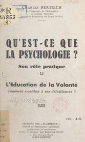 Qu'est-ce que la psychologie générale ? - Psychologie Sociale