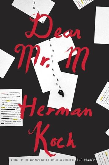 Dear Mr. M by Herman Koch Ebook/Pdf Download
