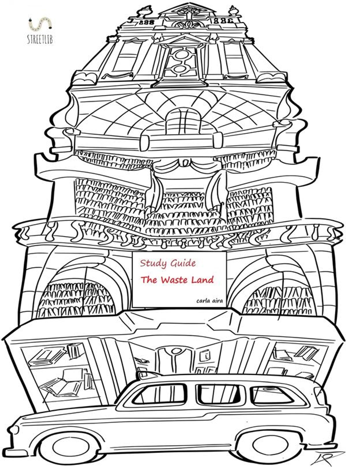 Study Guide The Waste Land eBook by Carla Aira