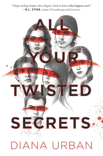 All Your Twisted Secrets by Diana Urban Ebook/Pdf Download