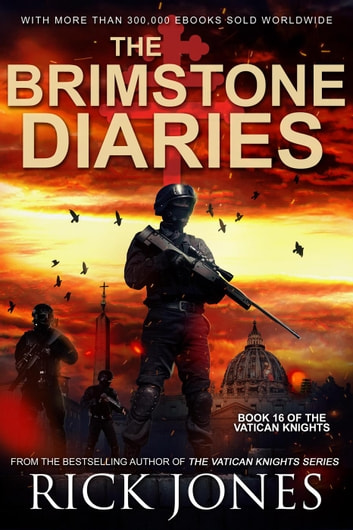 The Brimstone Diaries by Rick Jones Ebook/Pdf Download