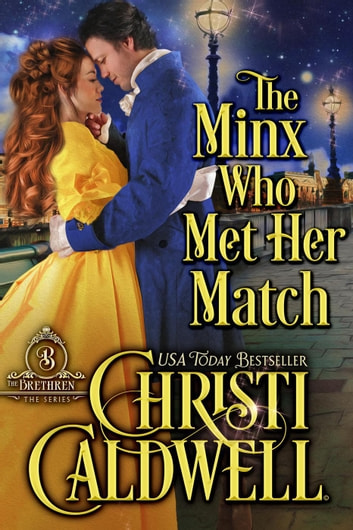The Minx Who Met Her Match by Christi Caldwell Ebook/Pdf Download