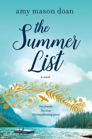 The Summer List by Amy Mason Doan Ebook/Pdf Download