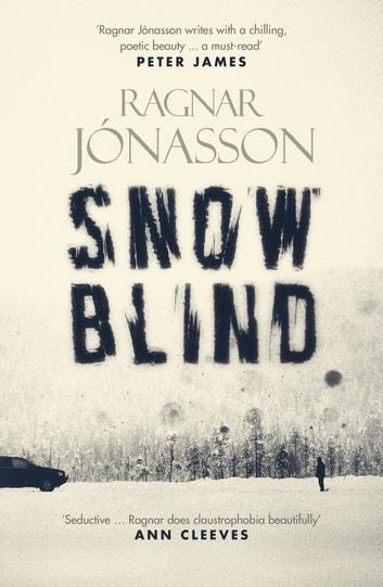 Snowblind by Ragnar Jnasson Ebook/Pdf Download