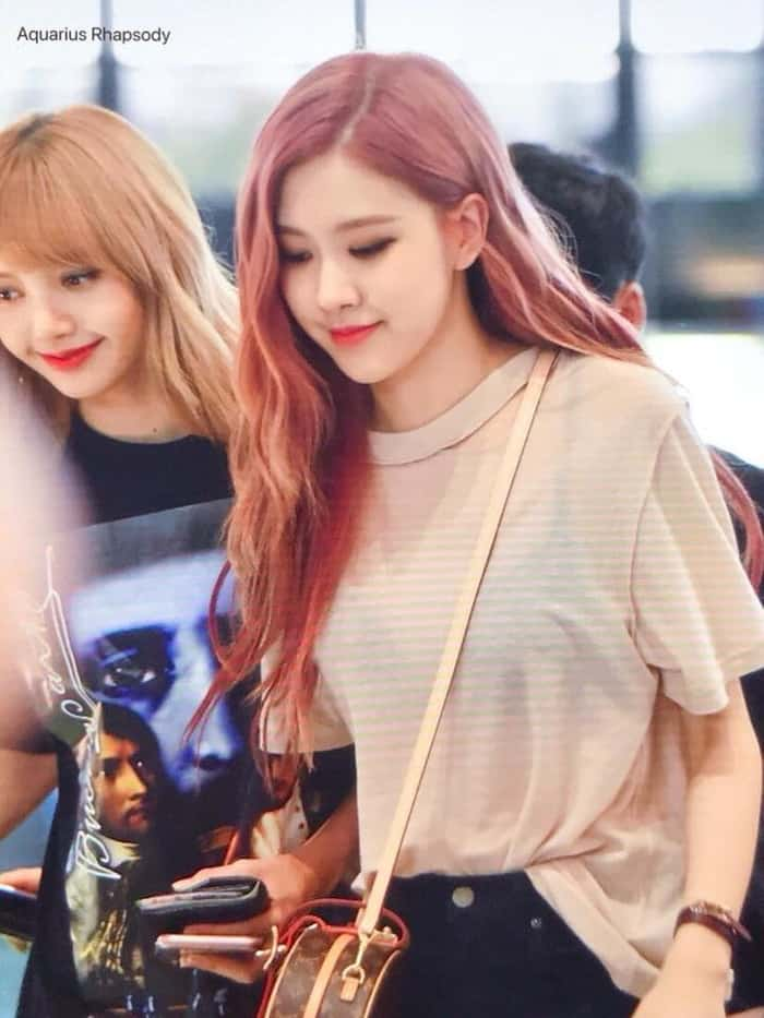 After All Netizens Concluded That Ros BlackPink