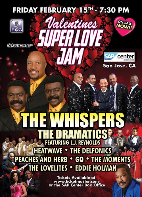Valentines Super Love Jam - 102.9 KBLX