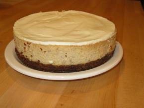 Pumpkin Spice CheeseCake - for carry-out.