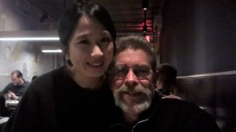 Ellia Park, the co-owner of Atoboy with My Husband.