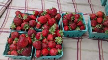 Strawberries from Anchor.