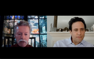 Dr Silverman and Dr Brent Dorval on the science behind COVID-19, and KBMO's C-19 Rapid Antibody Test