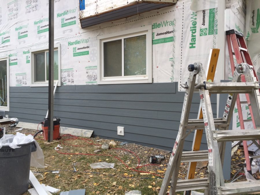 Hardie Board Siding K Boys Construction