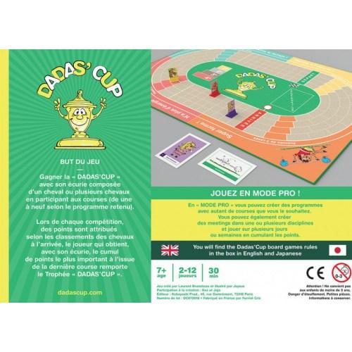 Jeux de société Dadas'cup