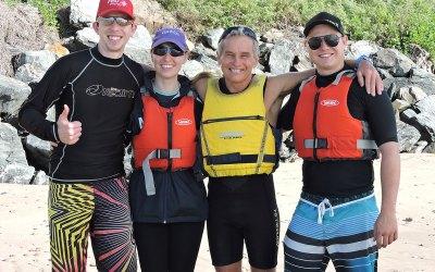 Sailors take the Keppel Krippler challenge