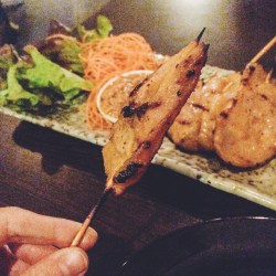 Entrée – Sate Madura The most tender marinated chicken skewers with stay sauce