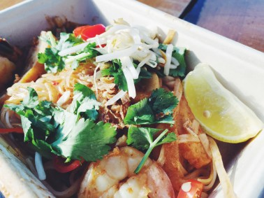 Night Noodle Markets - Pad Thai