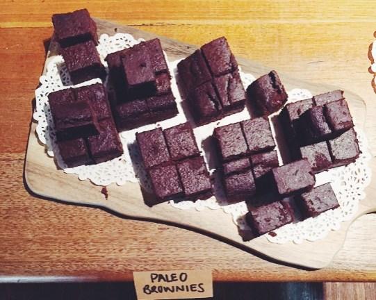 Paleo Brownies @ Di Bella