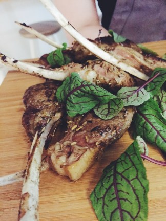 Lamb Cutlets from MA Launch