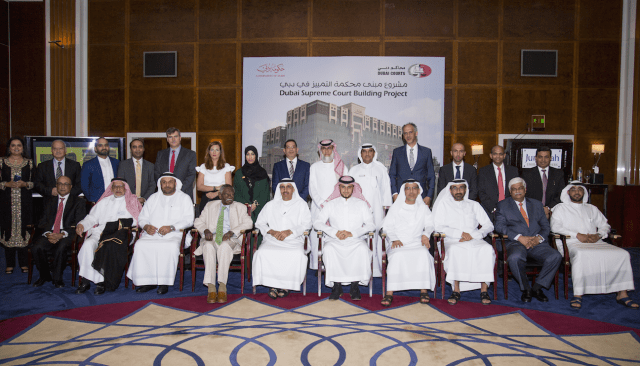 KBW Investments and Dubai Courts in the sign ceremony of the first PPP Project Concession Agreement in Dubai.