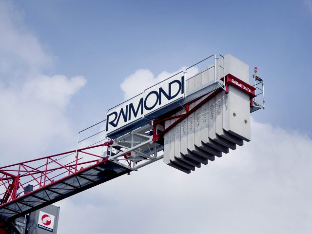 Raimondi Cranes appoints Eng. Diego Borgna as the company's new Deputy Managing Director spearheading operations