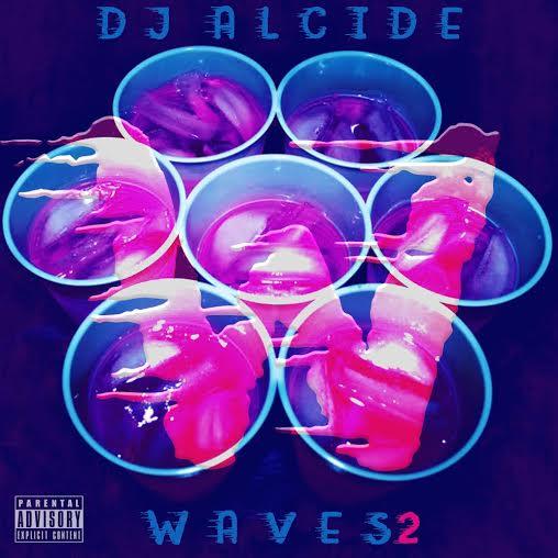 DJ Alcide - Waves 2 cover