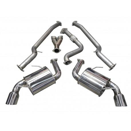 Pipes d'Intercooler Injen SES7300ICP Cadillac ATS 2.0L