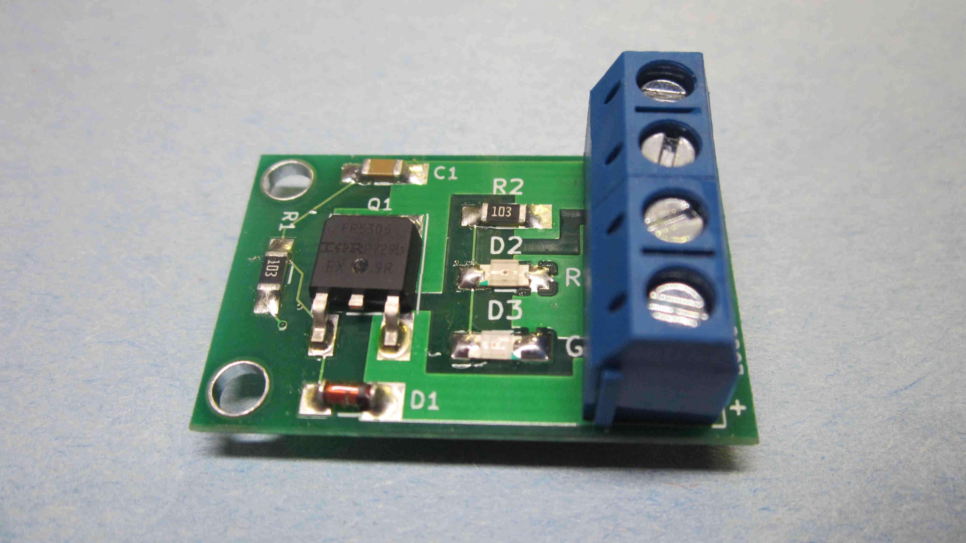 hook up capacitor backwards