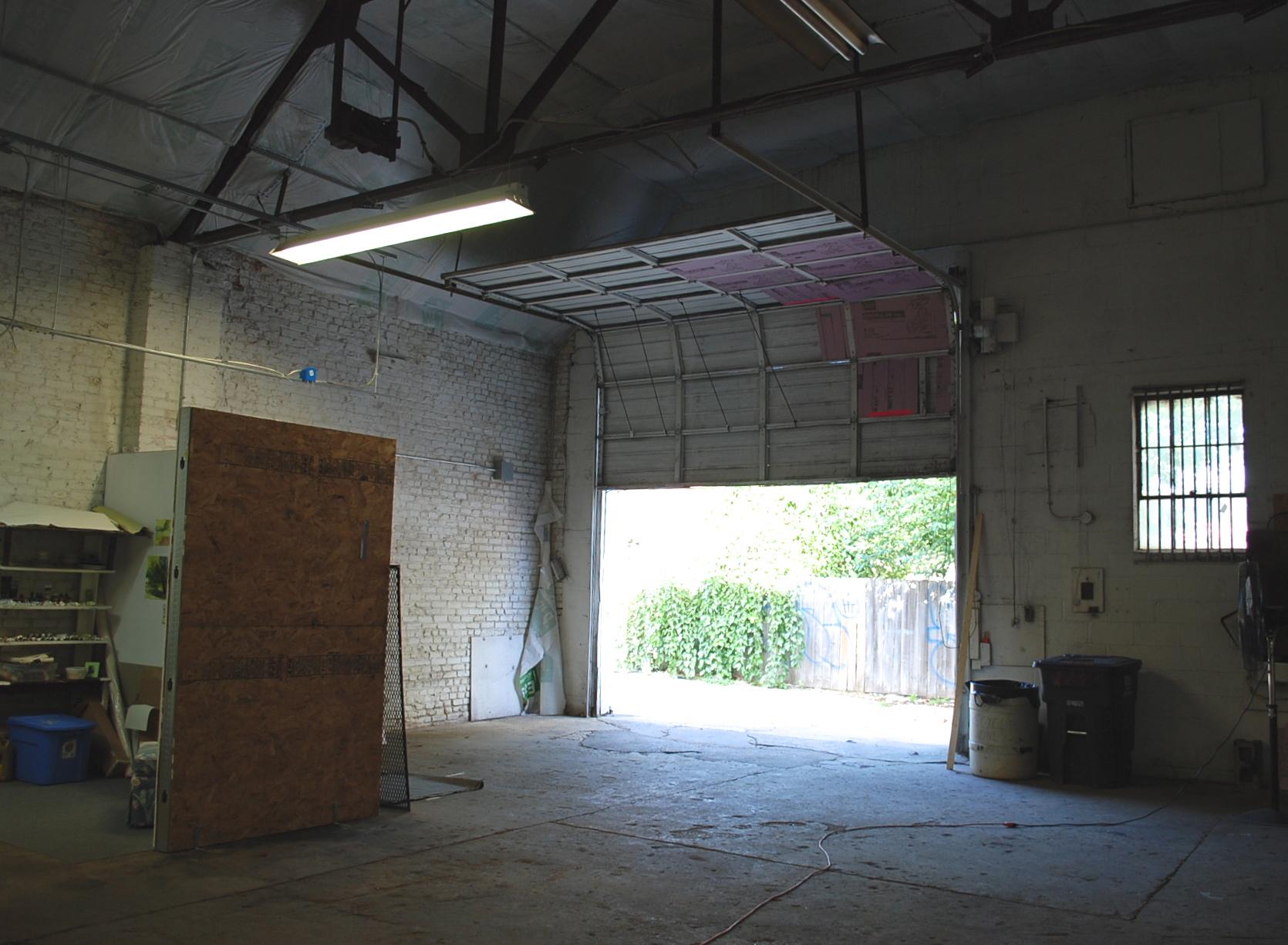 12 Garage Door