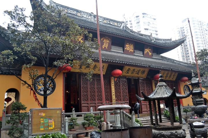 Shanghai: Jade Buddha Temple – Kirsten Captures