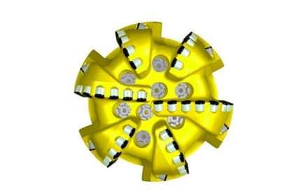 6 blade 16 mm cutter pdc bit by Atlas Copco