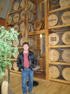 Mark is wondering if he can get one of these barrels in the car.