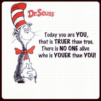 Self Esteem Dr. Seuss