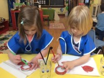 STEM activity for Bugs Theme