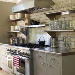 Used Kitchen Cabinets Kansas City Stainless Undermount Sink Kitchen. | Central Street