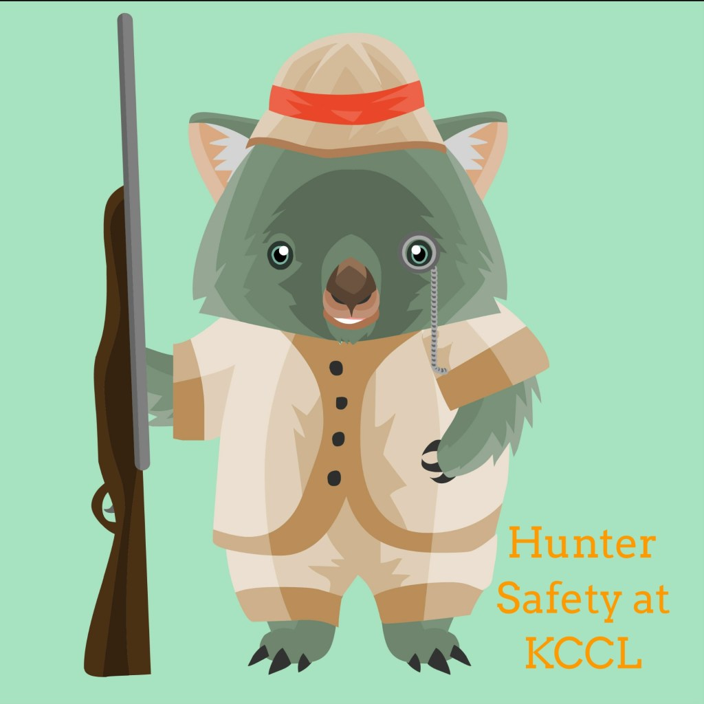 Hunter Safety at KCCL